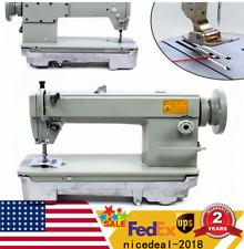 Industrial Thick Material Lockstitc Sewing Machine Heavy Duty 3000spm Usa