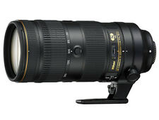 NEW NIKON AF-S NIKKOR 70-200mm f/2.8E FL ED VR (70-200 mm f/2.8 E) Lens*Offer