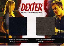 Dexter Season 5&6 Dual Costume Relic DC3