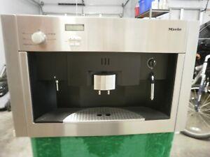 Miele CVA 615 - 610 Coffee Maker EBA 70 Trim Kit - Side Panels to Cover Gap