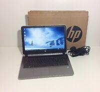 HP Pavilion 15 ab500na-Win 10-intel Core i5-6200U-2.30GHz 8GB Ram 1TB HDD (B2278