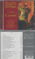CD--NEU-DIE GROSSEN MEISTERWERKE DER OPER--GEORGES BISZET CARMEN