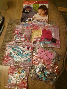 American Girl Doll McKenna Gymnastics Lego sets,uneven bars,mat,book nip