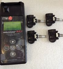 Set 4 Acura TPMS TIRE PRESSURE SENSORS TESTED 42753-TZ3-A510-M1 315 MHz OEM #1