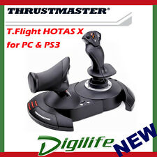 Thrustmaster T.Flight HOTAS X Joystick For PC PS3 Simulator Gaming Controller