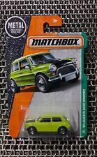 2017 Matchbox '64 Austin Mini Cooper #117 Mr. Bean MBX Explorers