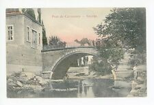 Pont de Carravanes SMYRNA Smyrne IZMIR Turkey Antique Camel Caravan 1910s