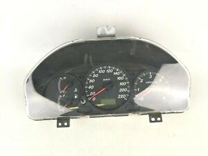 Mazda Premacy Instrument Cluster Speedo Speedometer Tacho Tachometer WHCB16C