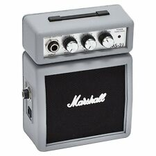 Marshall MS-2 Mini Amp, Silver