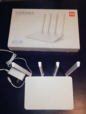 Xiaomi mi router 3 AC1200 Dual Band Gigabit Wi/Fi High Gain Antenna White & USB