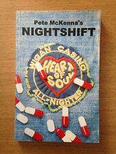 PETE MCKENNA - NIGHTSHIFT MOD NORTHERN SOUL SKINHEADS WIGAN CASINO