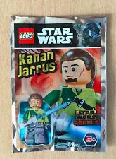 LEGO SET POLYBAG FIGURINE MINIFIG STAR WARS KANAN JARRUS REBELS