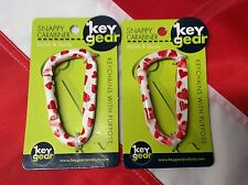 RED HEARTS Snappy Carabiner tactical earthquake survival gear GIFT 0468 UGET2