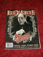 Rue Morgue #117 Phantom Of The Opera Legacy, Dr. Phibes, Human Centipede 2!
