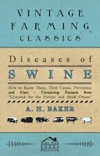 Diseases of Swine - How to Know Them, Their Causes, Prevention and Cure - Contai