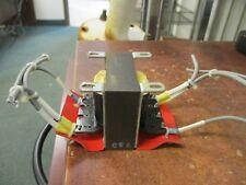 Square D Control Transformer 9070 E0-1 0.050k VA Pri: 240/480V Sec: 120V Used