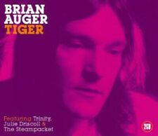 Brian Auger Tiger 2-CD NEW SEALED Trinity/Julie Driscoll/Steampacket/Jimmy Page