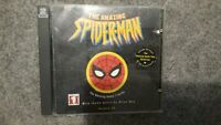 The Amazing Spiderman Radio 1 Series Double CD Rare Collectable Brian May Marvel