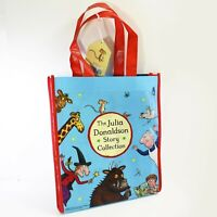 Julia Donaldson Children Story 10 Books Collection In A Blue Bag Paperback Pack
