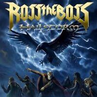 """ROSS THE BOSS """"HAILSTORM"""" CD POWER METAL NEU"""