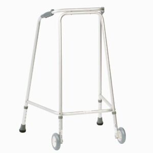 Coopers Narrow Walking Frame With Wheels - Various Sizes