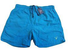 Gant Bade Hose Gr.M Classic Swim Short Teal  Blue  6001  Color 450