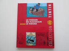 TINTIN TOUT SAVOIR SUR LE TRESOR DE RACKHAM LE ROUGE T8 TBE/TTBE