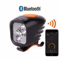 Magicshine MJ-902B 1600 lumen Bluetooth Bike Headlight, USB 5.2Ah Battery pack
