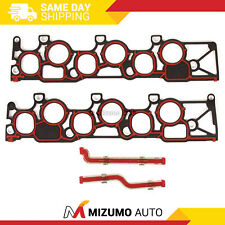 Intake Manifold Gasket For 99-04 Ford E-150 E-250 F-150 Freestar Mustang 3.8 4.2