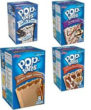 Pop Tarts Mix Pack of 4 (br/sug cinnamon, hot fudge, cook/creme and cookie dough