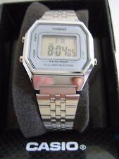 CASIO COLLECTION WATCH LA680WEA-7EF CLASSIC ALARM CHRONOGRAPH DIGITAL BNIB
