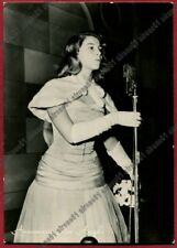 ANNA MARIA PIERANGELI 03d o PIER ANGELI - ATTRICE ACTRESS CINEMA MOVIE viag 1956