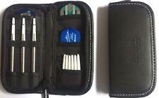 Unicorn Midi Darts Case. Unicorn Faux Leather Darts Case. Darts Wallet.