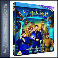 NIGHT AT THE MUSEUM 3 - SECRET OF THE TOMB  **BRAND NEW BLU-RAY**