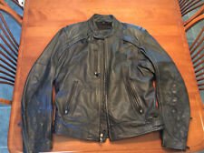 "Harley Davidson ""Black Guard"" Limited Edition Leather Jacket Men's M ""FANTASTIC"""