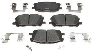 Frt Ceramic Brake Pads Raybestos MGD1005CH