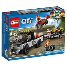 LEGO® City Great Vehicles ATV Race Team 60148