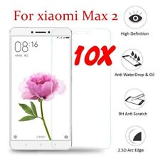 Anti-scratch LCD Clear Tempered Glass Protector Screen for XIAOMI Mi Max 2 Lot 2pcs