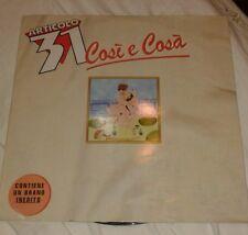 """ARTICOLO 31 COSI E COSA 12"""" LP disco vinile mix 12 ottimo"""