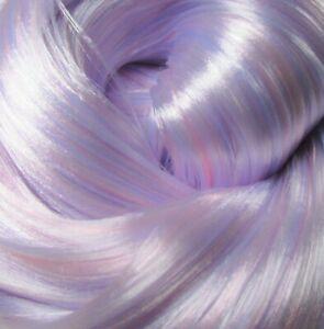 BLIZZARD QUEEN Synatra Fiber Doll Hair for Custom Reroots