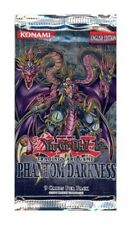 YU-GI-OH! TCG - Phantom Darkness Unlimited Cards Booster Packs (3) #NEW