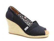 Women's Wedge Heel Canvas Sandals
