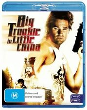 Big Trouble In Little China (Blu-ray, 2009)