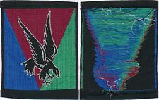 10° Division Parachutiste, type 1323, en tissu, 62 x 53 millimètres (10106)
