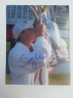 STACY LEWIS SIGNED AUTOGRAPHED 8X10 PHOTO LPGA HOT SEXY PSA JSA