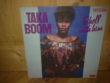"""TAKA BOOM to hell with him 12"""" MAXI 45T"""