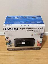 Brand New Epson Printer/Scanner/Copier All-In-One Wireless Office Wi-Fi XP-4105