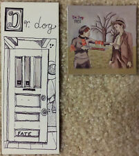Dr Dog Fate magnet and bookmark Promo only Park The Van