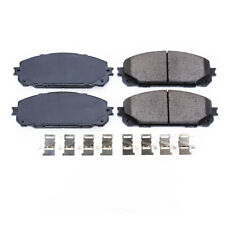 Disc Brake Pad Set Front Power Stop 17-1843 fits 14-19 Jeep Cherokee