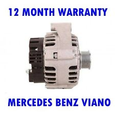 MERCEDES BENZ VIANO 3.0 3.2 3.7 2003 2004 2005 - 2015 ALTERNATOR